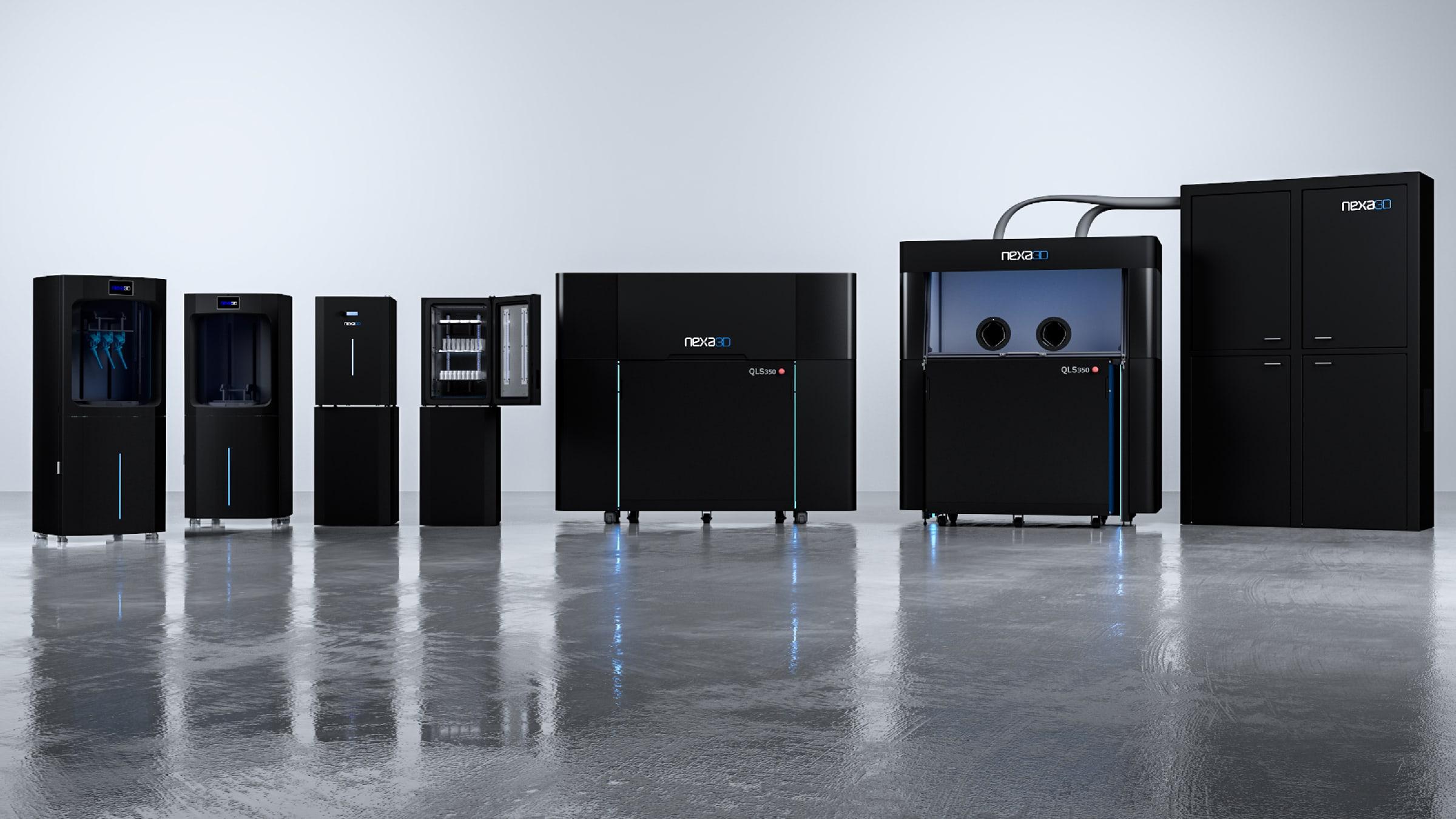 Nexa3D 3D Printers